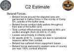 c2 estimate1