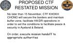 proposed ctf restated mission