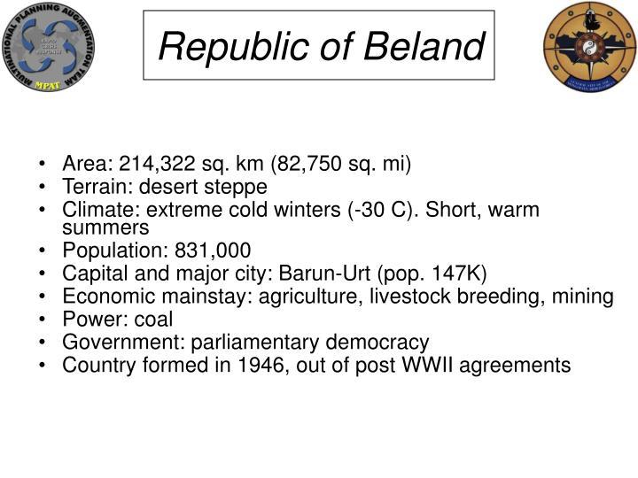 Republic of Beland