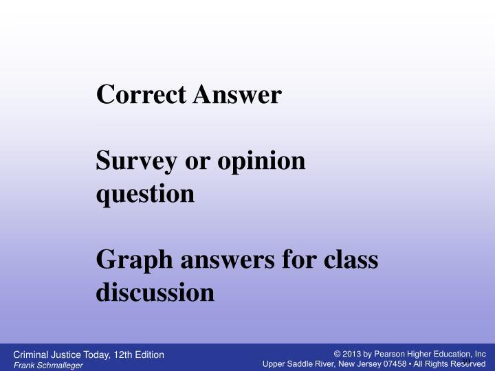 Correct Answer