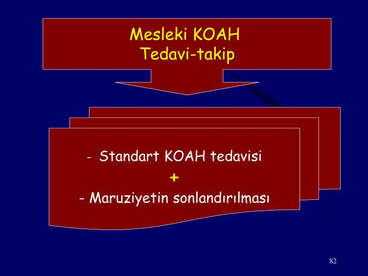 Mesleki KOAH