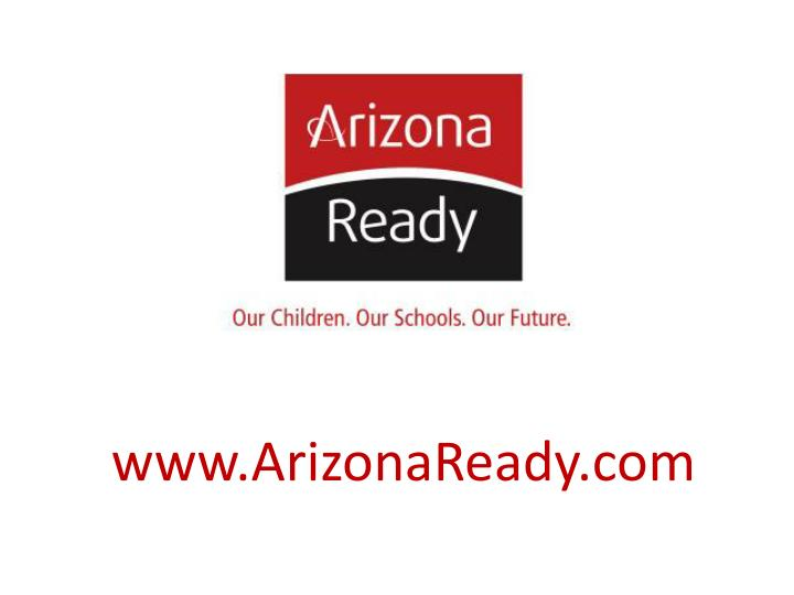 www.ArizonaReady.com