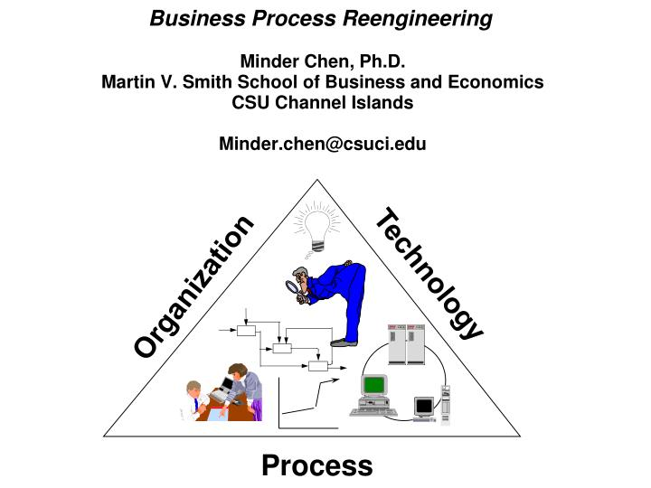 business process reenginering