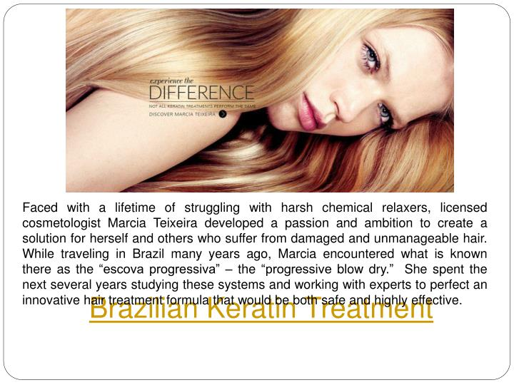 Brazilian Keratin Treatment