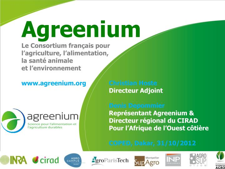 Agreenium