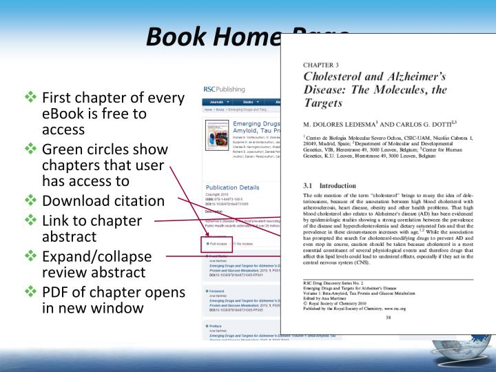 Book Home Page