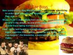 ads for boys