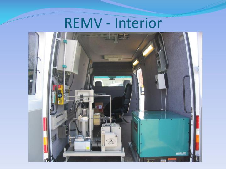REMV - Interior