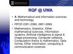 rqf @ uwa25
