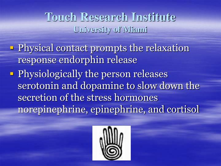 Touch Research Institute