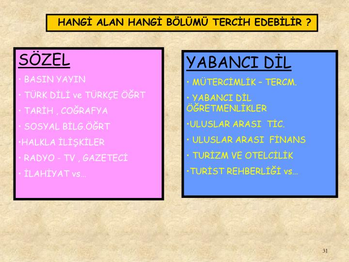 HANG ALAN HANG BLM TERCH EDEBLR ?