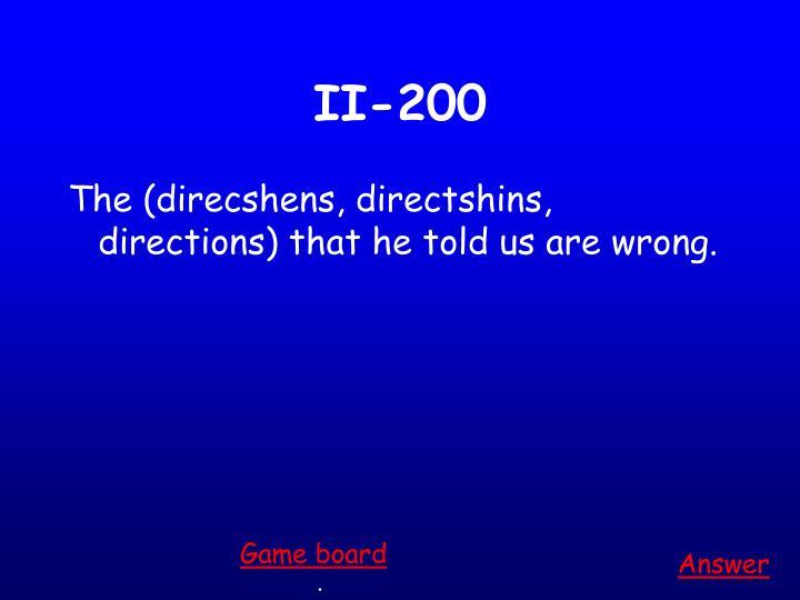 II-200