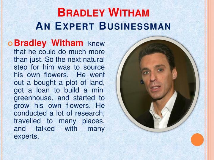 Bradley Witham