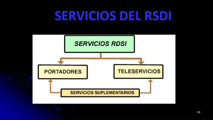 SERVICIOS DEL