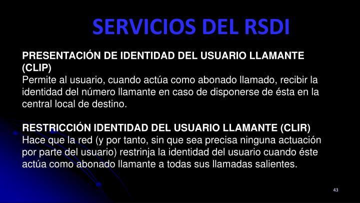 PRESENTACIÓN DE IDENTIDAD DEL USUARIO LLAMANTE (CLIP)