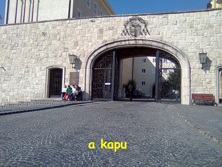 a kapu