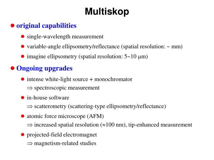 Multiskop