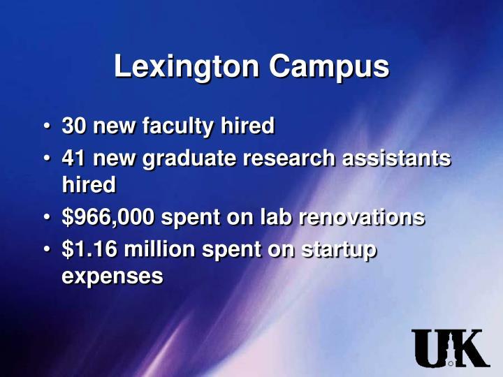 Lexington Campus