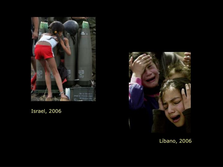 Israel, 2006