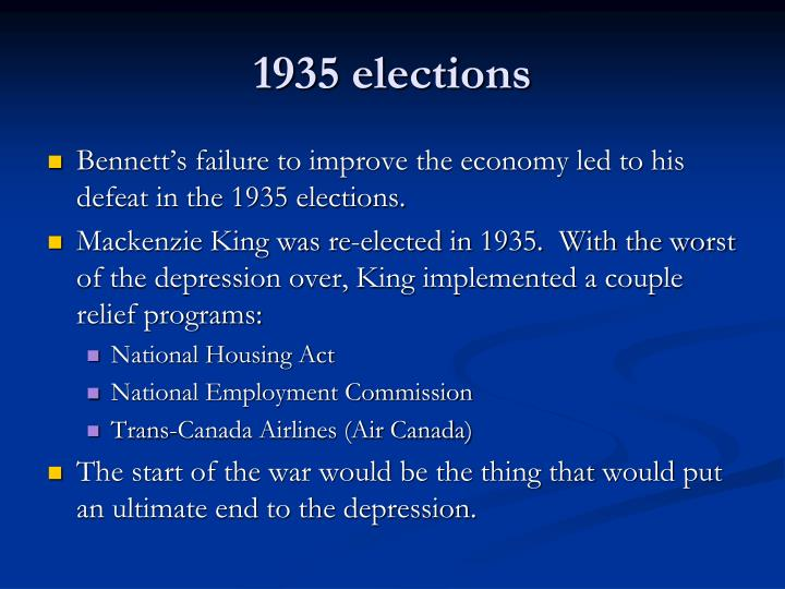 1935 elections