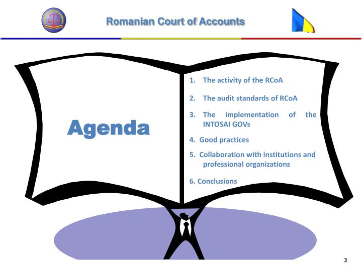 The activity of the RCoA