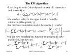 the em algorithm2