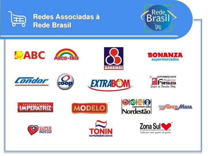 Redes Associadas à Rede Brasil