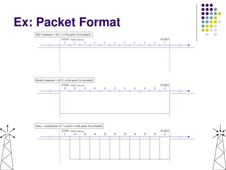Ex: Packet Format