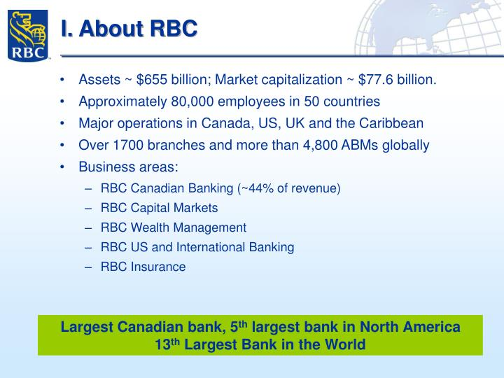 I about rbc