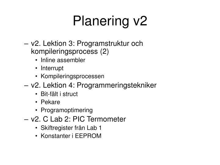 Planering v2