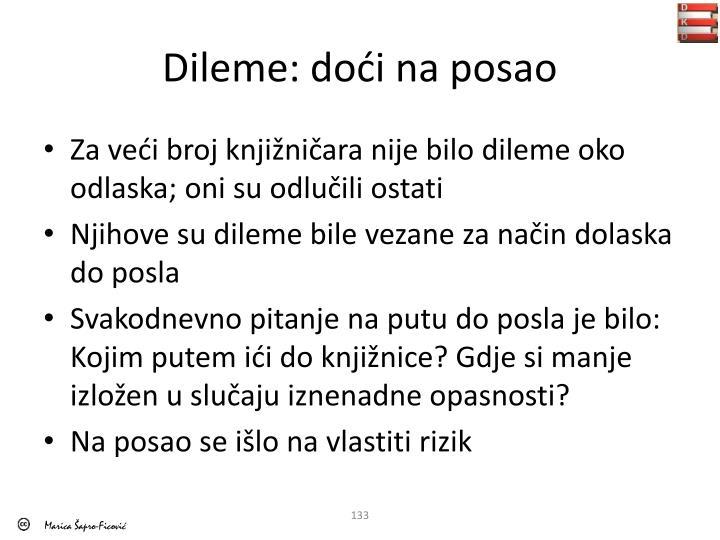 Dileme: