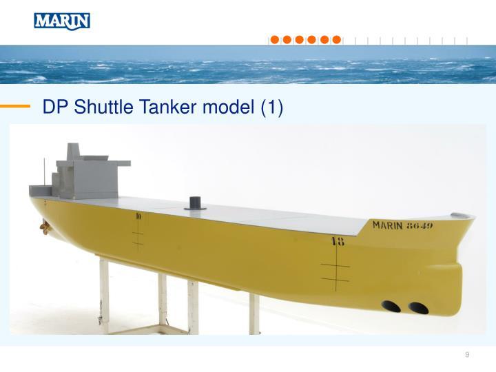 DP Shuttle Tanker model (1)