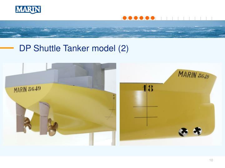 DP Shuttle Tanker model (2)