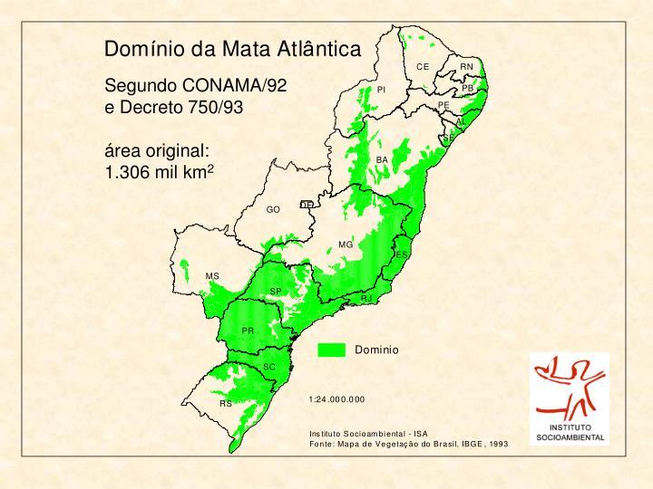 Segundo CONAMA/92