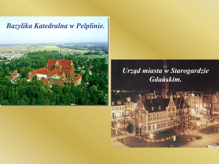 Bazylika Katedralna w Pelplinie.