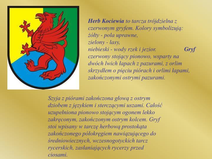 Herb Kociewia