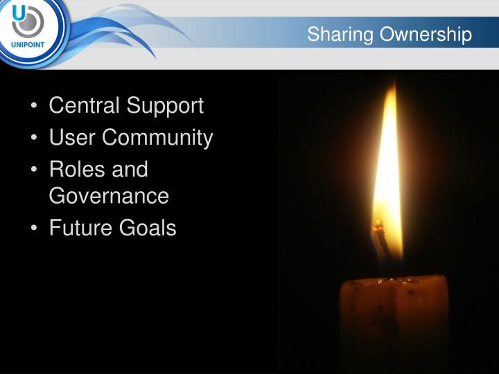 Sharing Ownership
