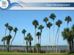 user development