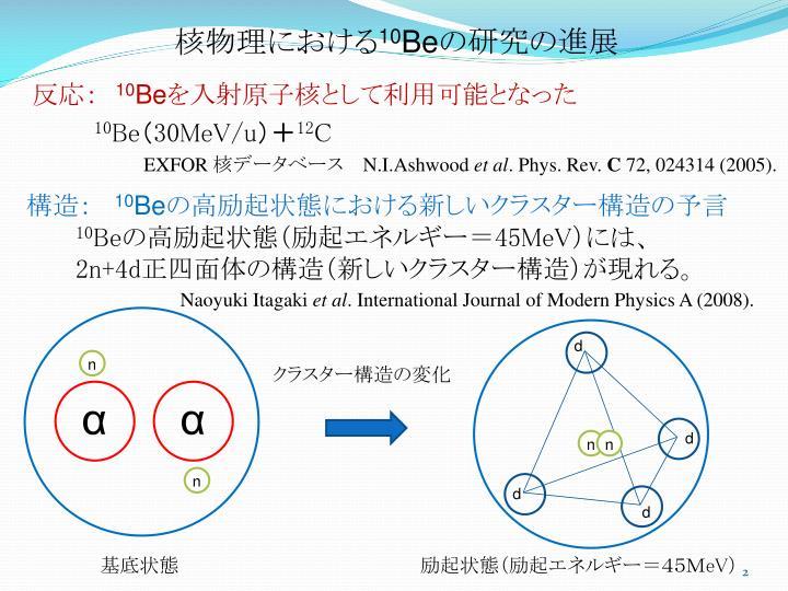 核物理における