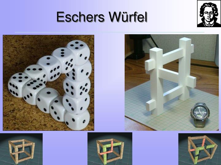 Eschers W