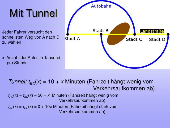 Mit Tunnel