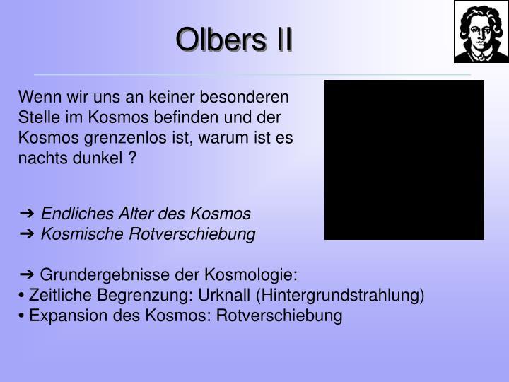 Olbers II