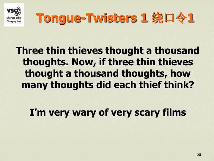 Tongue-Twisters 1