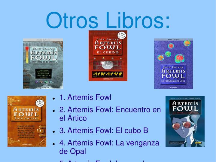 Otros Libros: