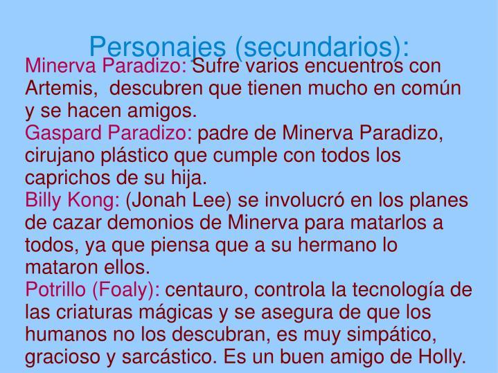 Minerva Paradizo:
