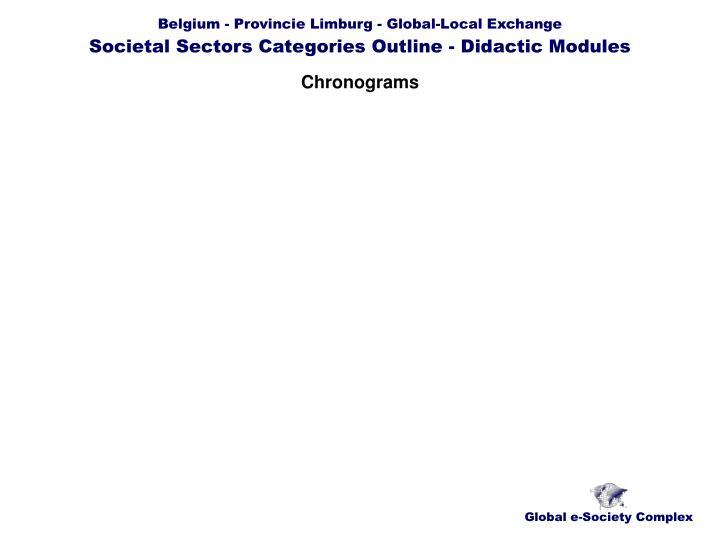 Global e-Society Complex
