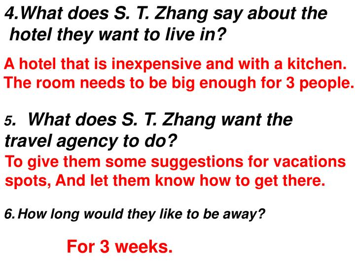 What does S. T. Zhang say about the