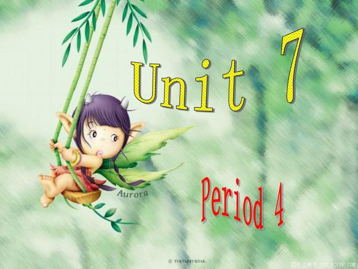 Unit 7