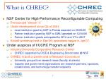 what is chrec