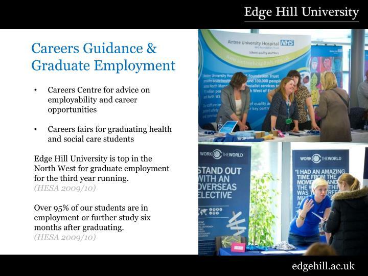 Careers Guidance &